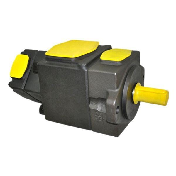 Yuken PV2R12-8-53-L-RAA-40 Double Vane pump #1 image