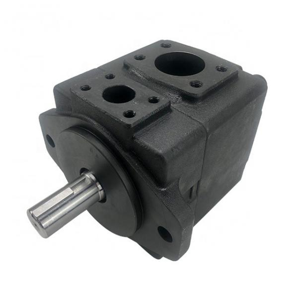 Yuken PV2R4-136-F-LAA-4222  single Vane pump #1 image