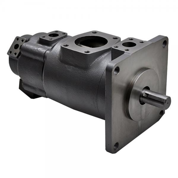 Yuken PV2R13-6-66-F-RAAA-41 Double Vane pump #1 image
